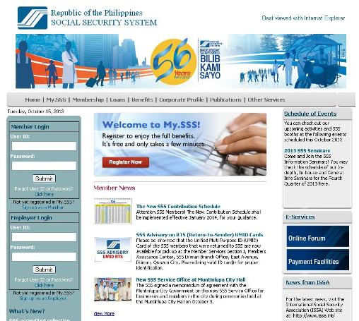 Online-Inquiry-at-the-Social-Security-System-Philippines-Website-for-Members