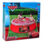 cars inflatable swimming pool