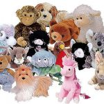 stuffed toy animals