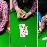 card trick thumb
