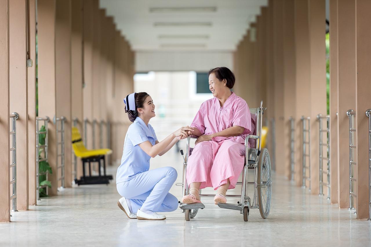 nurse germany